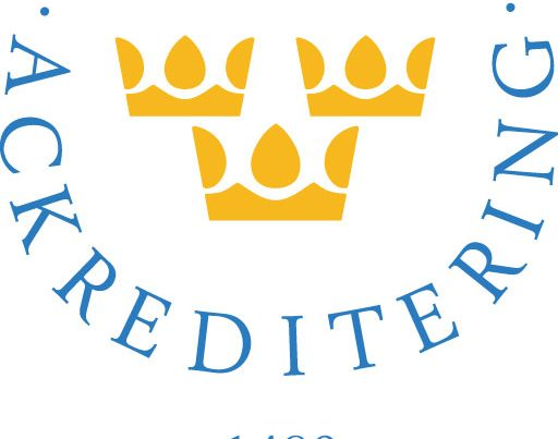 akredytacja ISO swedac znak